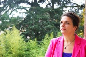Corinne Cotte, coach de vie et numérologue